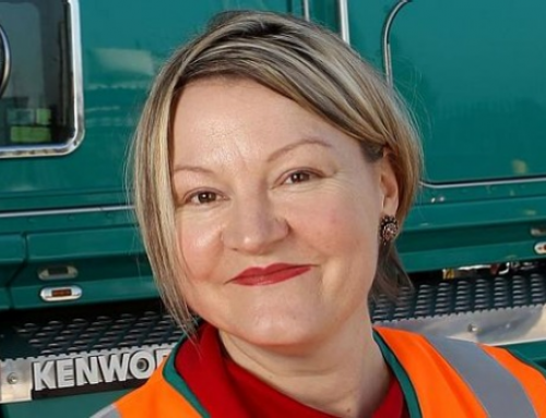Dr Sarah Jones – General Manager Road Transport Safety and Compliance, Toll
